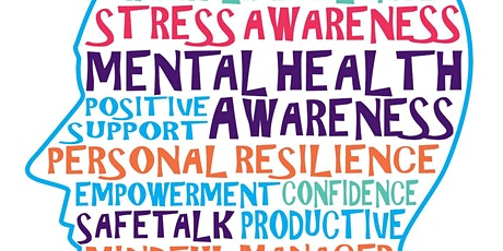 Mental Health Awareness (EA Omagh Tech Centre - This event is for EA staff only) tickets