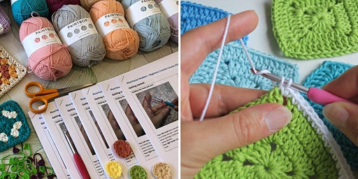 Learn To Crochet - 3 Week Course at the Riverhouse Barn Arts Centre