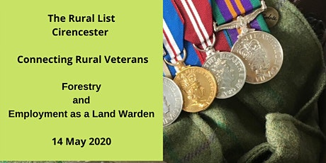 THE RURAL LIST - Connecting Rural veterans - Forestry and Land Wardens tickets