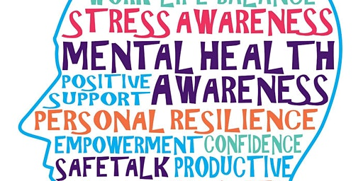 Mental Health Awareness (EA Fortwilliam Office - This event is for EA staff only)
