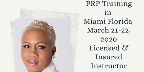 PRP HAIR THERAPY TRAINING  tickets