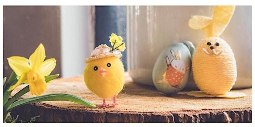 Annual Easter Egg Hunt 2020