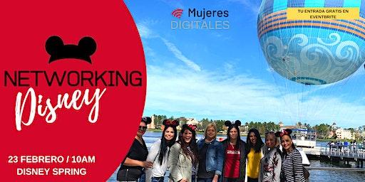 Disney Networking febrero