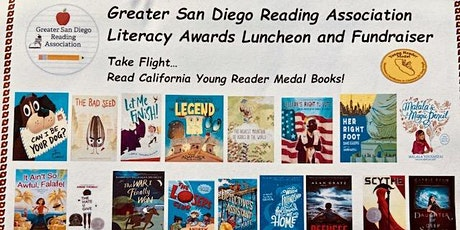 Greater San Diego Reading Association Literacy Awards Luncheon tickets