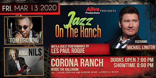 JAZZ ON THE RANCH