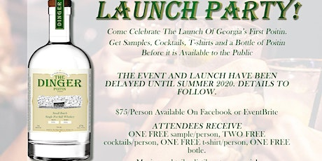 The Dinger Poitin Launch Party tickets