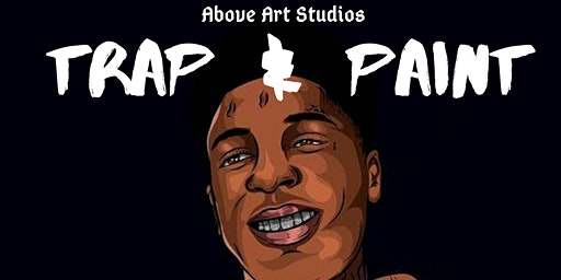 Trap and Paint (Live Dj Paint and Sip Party)