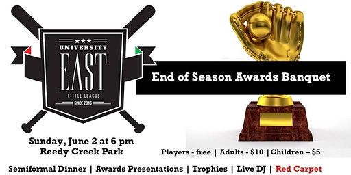 2020 End of Season Red Carpet Awards Banquet aka Trophy Day