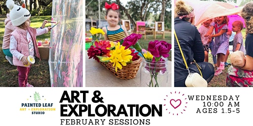 Art & Exploration @ the Farm
