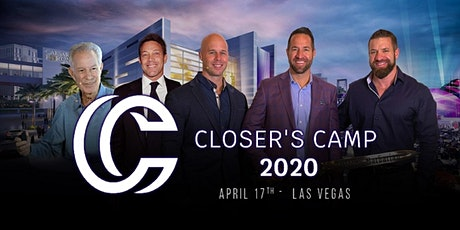 Closer's Camp 2020 tickets