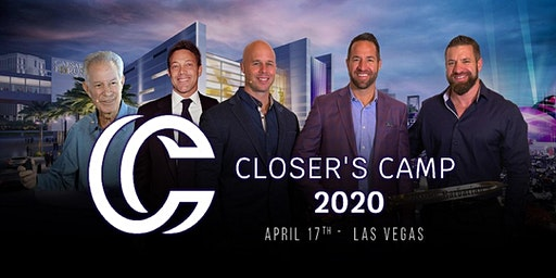 Closer's Camp 2020