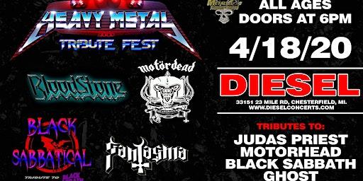 Heavy Metal Tribute Fest