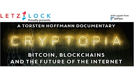 Film: Cryptopia: Bitcoin, Blockchains and the Future of the Internet billets