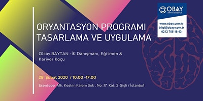 Oryantasyon Programı Tasarlama ve Uygulama (Ücre