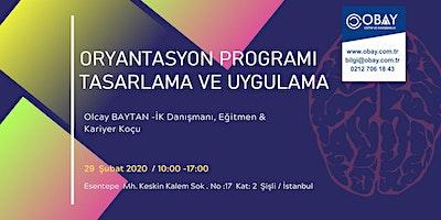 Oryantasyon Programı Tasarlama ve Uygulama (Ücretli)