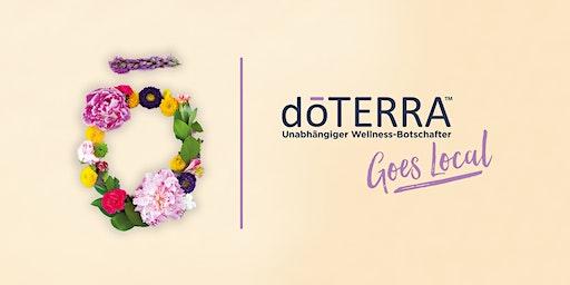 dōTERRA goes local Wellness-Botschafter Event – Lüneburg