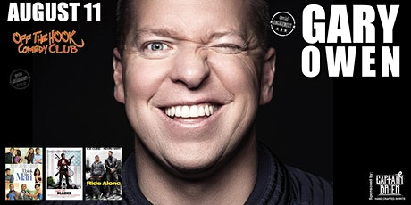 Stand up Comedian Gary Owen Live in Naples, Florida tickets