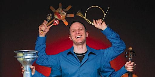 "Chris McKhool's ""Fiddlefire!"" Kids Show - Sault Ste Marie"
