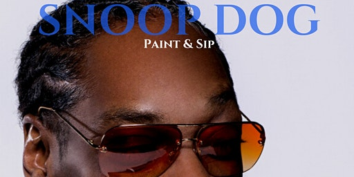 Black History Month Paint and Sip (Snoop Dog)