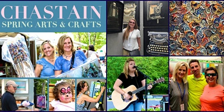 Chastain Park Spring Arts & Crafts Festival 2020 tickets