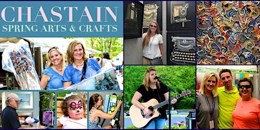 Chastain Park Spring Arts & Crafts Festival 2020