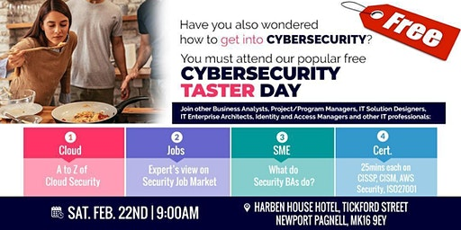 CyberSecurity Taster Day
