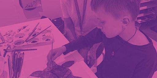 Kids Workshop - Thursday 24 September 2020 (10am session)