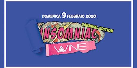 Insomniac Carnival Edition biglietti