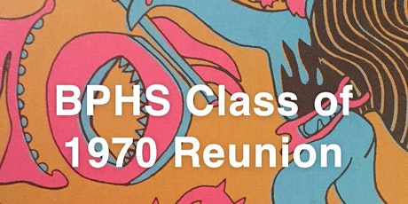 Brooklyn Park High School  50th Year Reunion, Class of 1970 tickets