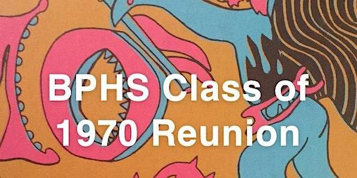 Brooklyn Park High School  50th Year Reunion, Class of 1970