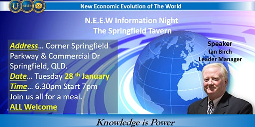 Knowledge Is Power SPRINGFIELD