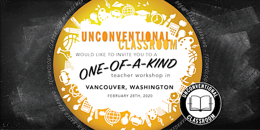 Teacher Workshop - Vancouver, WA - Unconventional Classroom
