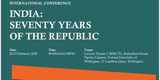 India: Seventy Years of the Republic International Conference