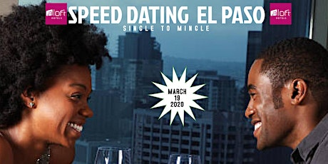 Speed Dating ELP tickets