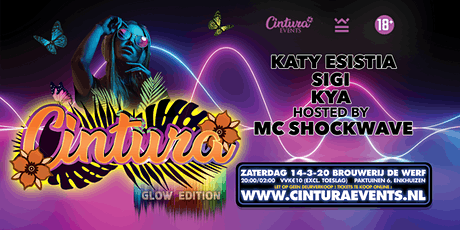 Cintura - Glow Edition tickets