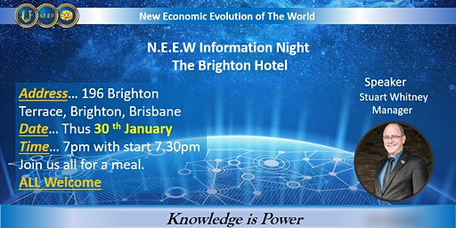 Knowledge Is Power BRIGHTON