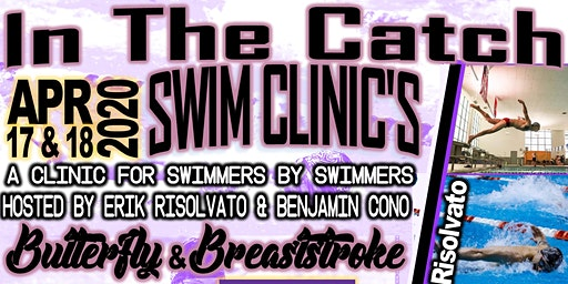 InTheCatch Swim Clinic Ft. Ben Cono