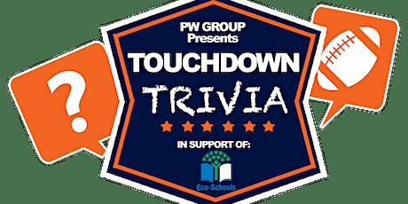 Touchdown Trivia tickets