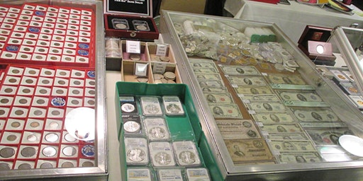 Springfield Coin Club's 65th Annual COIN SHOW