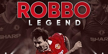 Exclusive Evening With Bryan Robson tickets