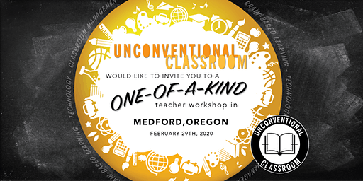 Teacher Workshop - Medford, OR - Unconventional Classroom