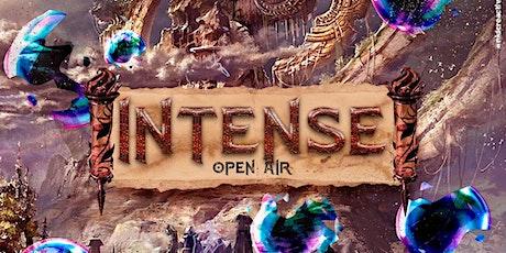 INTENSE OPEN AIR bilhetes