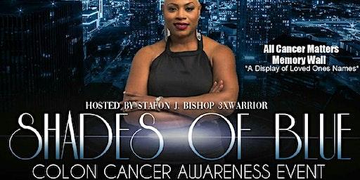 Shades of Blue Colon Cancer Awareness Event