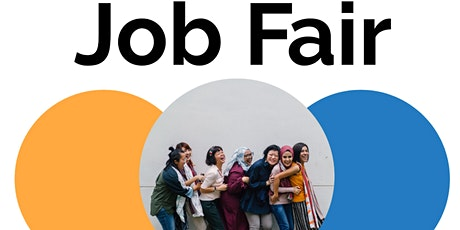 Job Fair in Toronto tickets