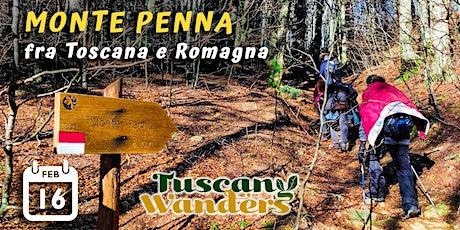 Monte Penna, fra Toscana e Romagna biglietti