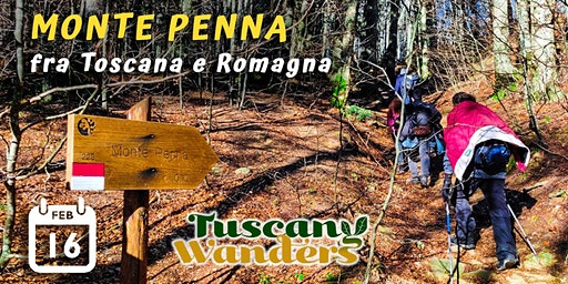 Monte Penna, fra Toscana e Romagna
