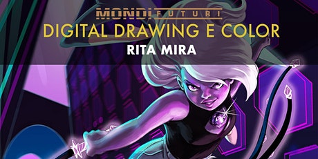 Workshop Digital Drawing - Rita Mira biglietti