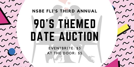 NSBE FLI Date Auction