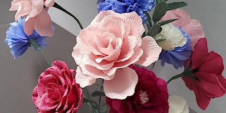 Paper Rose Workshop tickets