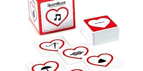 Tuesday Playdate - IKONIKUS with JORGE (7-12 años) entradas